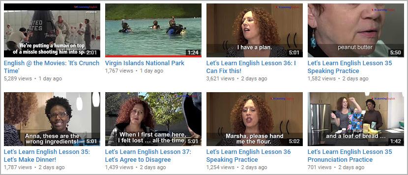 أكبر قناة لتعلم الإنجليزية